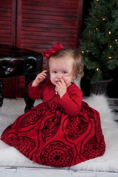 Maggie Christmas 2010