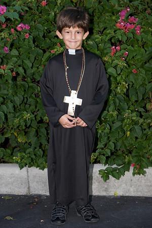 All Saints Day - St Agnes