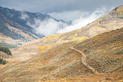 Chasing Epic- Crested Butte w/ Singletrack Sampler (Oct. '17)