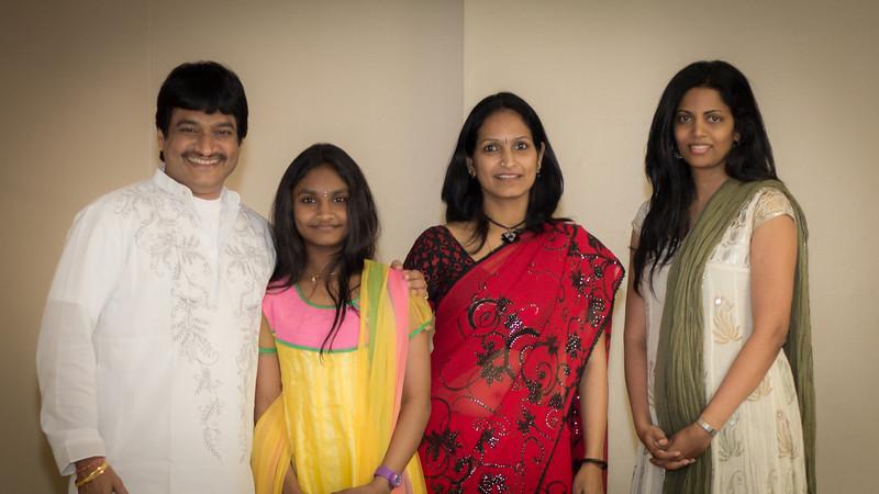 Pre Event - Photo with Srinivas