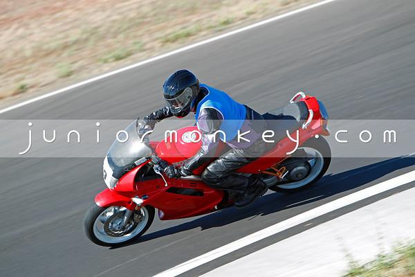 #9 - Red Honda