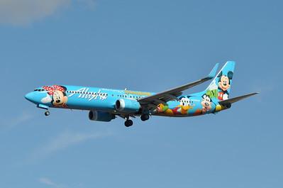 Alaska Airlines (AS/ASA)