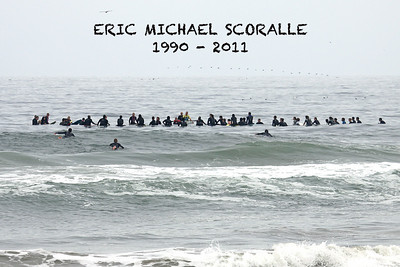 Eric Scoralle Paddleout 5/7/11
