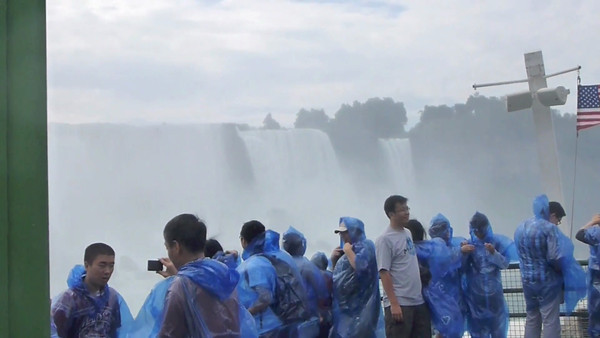 Video: Niagara Falls and Penn's Cave