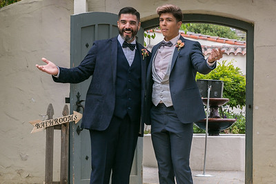 2016 - Rudy Pacheco -Joe Nunez Wedding - Aug 6, 2016