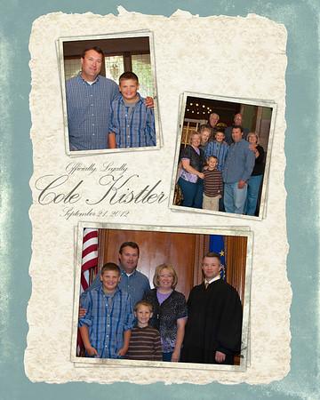 Kistler Adoption