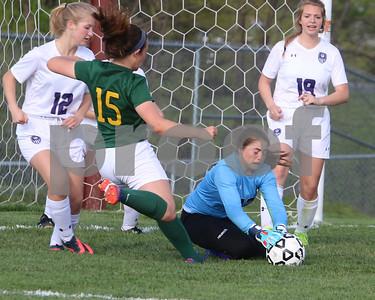 LHS Girls Soccer vs. Basehor