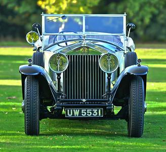1929 Rolls Royce Phantom II UW5531