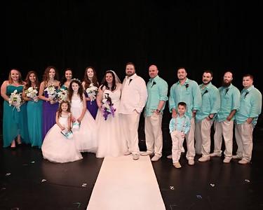 2018 04-28 Ryan and Hillary Harper Wedding