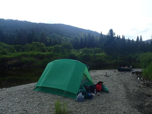 Glens canoe trip