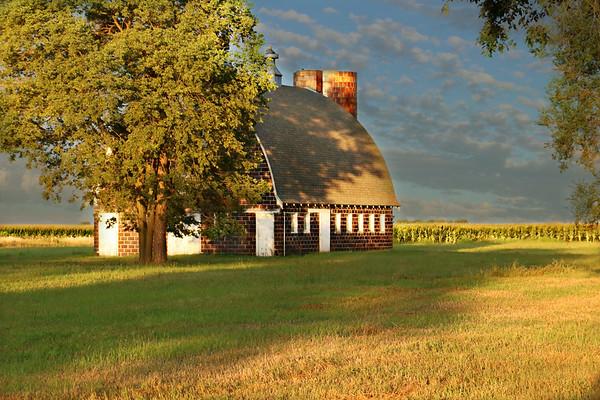 Nebraska Spring and Summer Barns