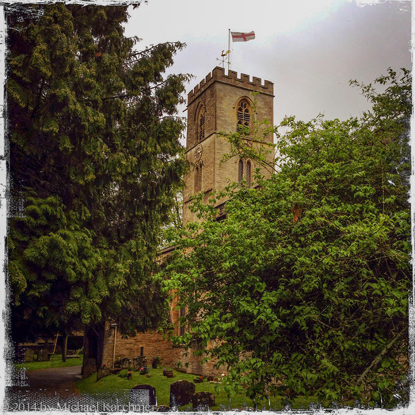 Church at Charlbury (May, 2014)