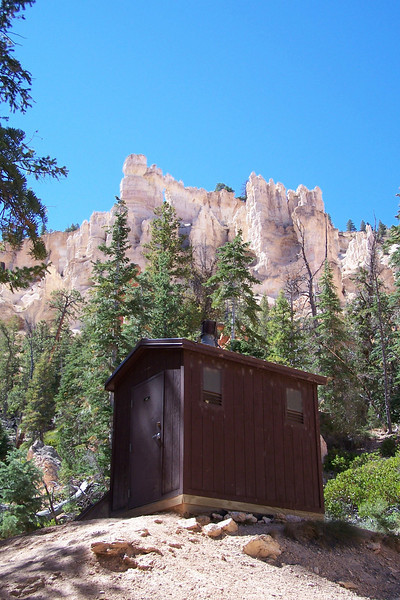 Outhouses of the World