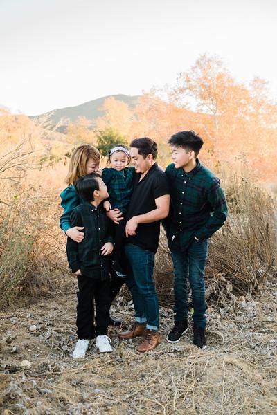 Lim Family 2020