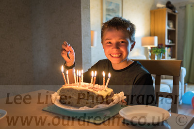2018 Luke's 11th Birthday