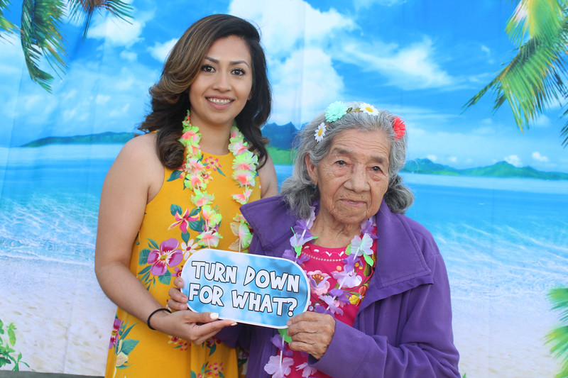 Carmen 90th Birthday