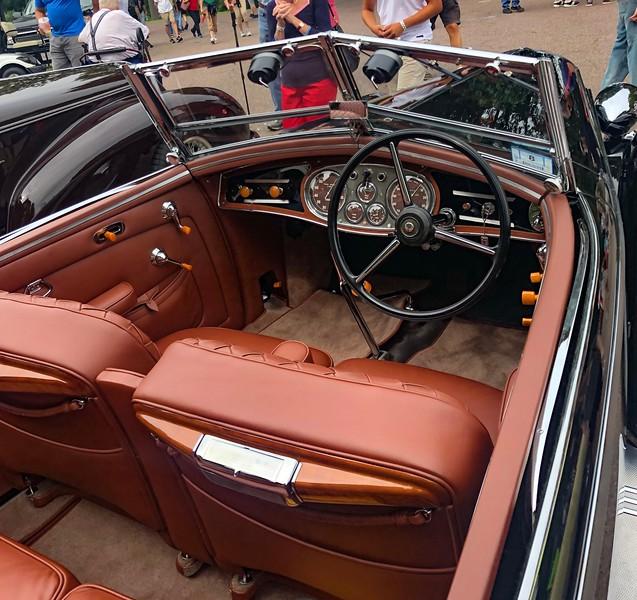 Lancia Astura Pinin Farina Bocca Cabriolet. 2016 Pebble Beach Best of Show winner