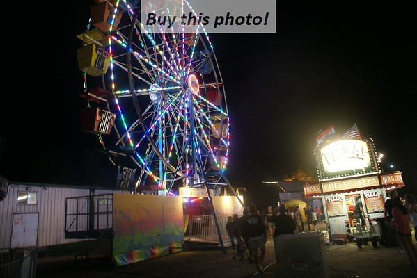 Kandiyohi County Fair I - 08-11
