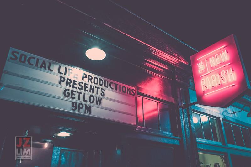 Social Life Productions Presents Get Low