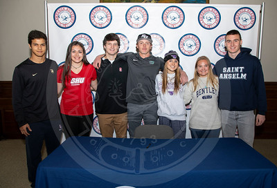 Athletic Signings 11.15.18