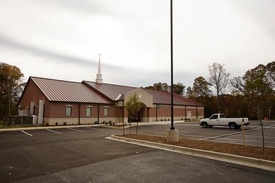 Brooks United Methodist - 2016