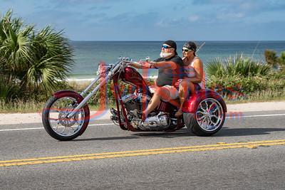 2020 Fall Rally Panama City Florida Motorcycle Photos
