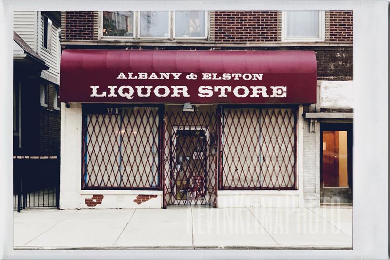 Albany & Elston Liquor Store