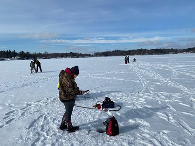 2021 4-H Ice Fishing Clinic