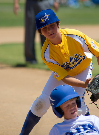 Fountain Valley All Stars 2011