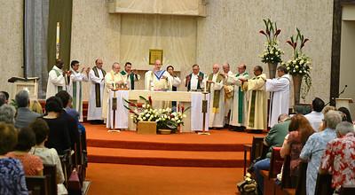 Rev Paul Minnihan 25th Celebration