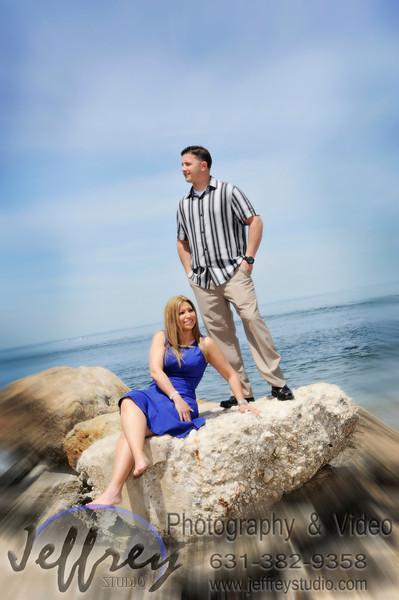 Lisa & Dan - Kings Park Bluff - June 1, 2014