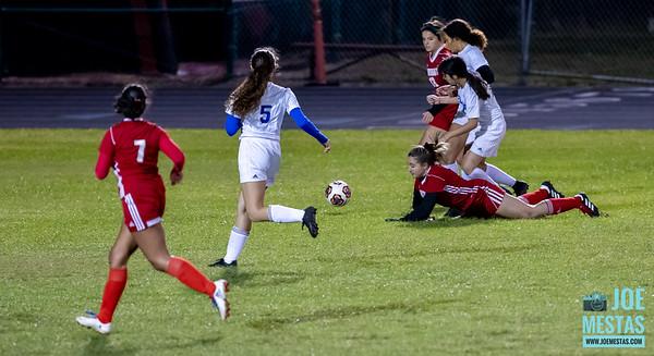 Dixie Hollins vs Northeast Girls JV Soccer