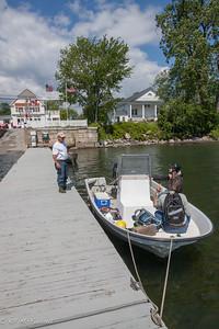 Poppasquash Island Lake Champlain