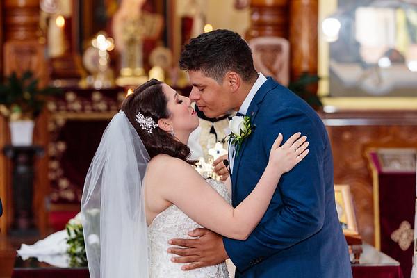 Bianca and Evans - Wedding
