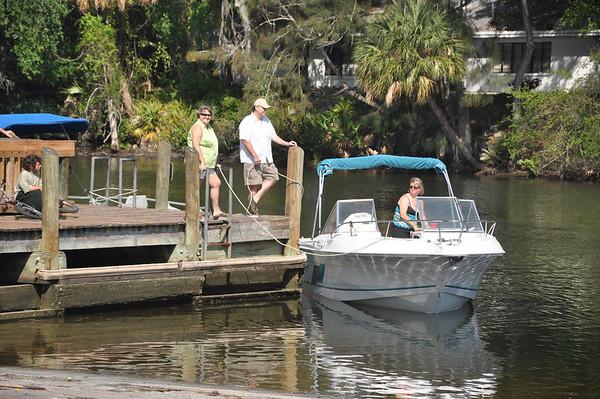 River Trip Apl 2009