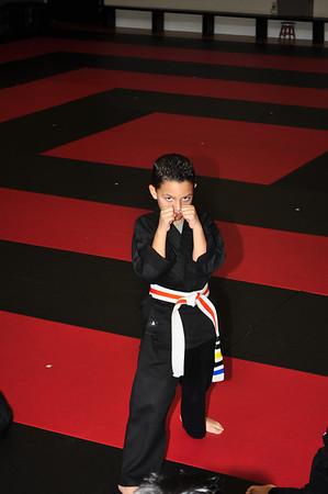 Lil Ninjas Grad 2.23.2012