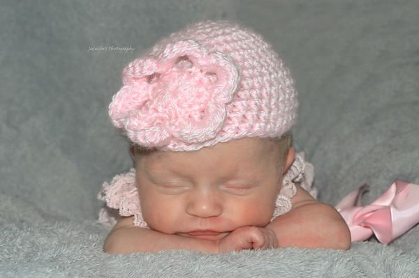 Kaylei & Family (Newborn)