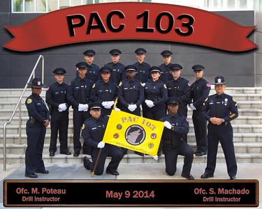 PAC 103 Graduation