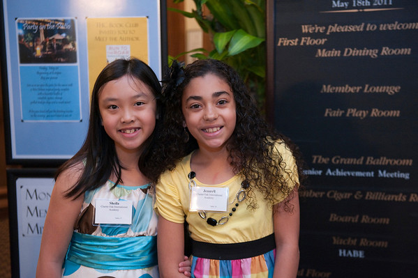 JA Partners in Achievement Fundraising Breakfast