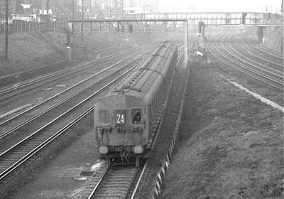 Class 405 (4-sub) S.R. Eastleigh Works