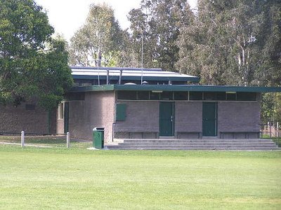 Glen Iris Home Grounds