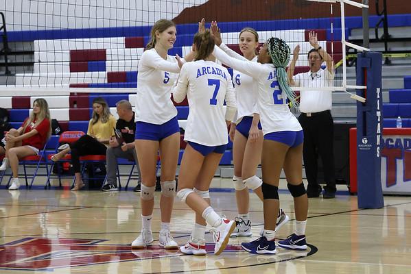 2021 Arcadia Varsity Volleyball