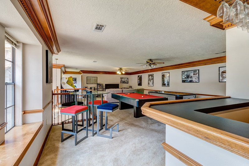 Larger Game Room