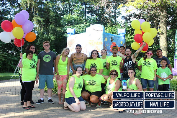 Duneland Chamber of Commerce's Party in the Park 2015