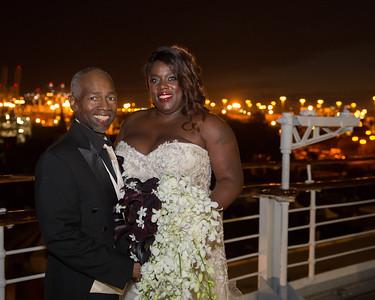 Kimyata & Searcy Wedding