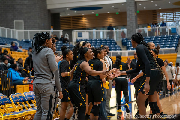 NC A&T Aggies vs Coppin State WBB