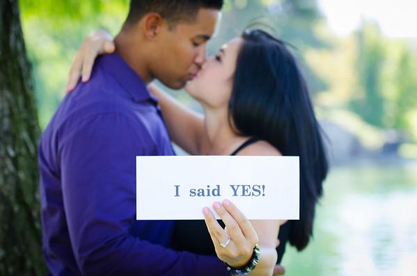 Aubrey & Donovan Engagement