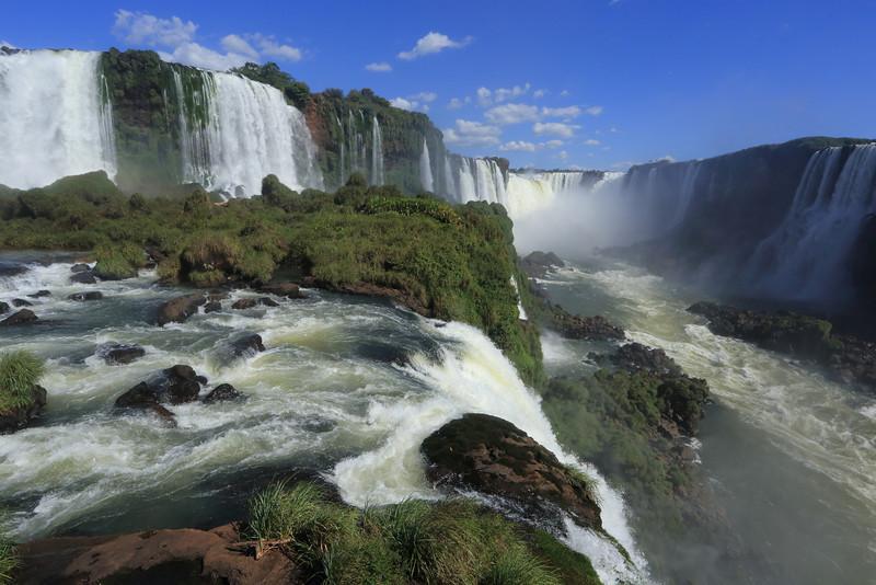 Iguazu Falls, Brazil sid