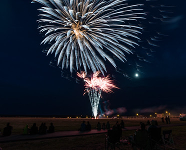2017 Canada 150 Fireworks