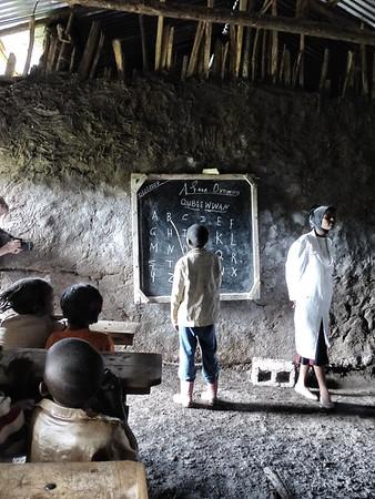 Bale Schools, Ethiopia 2014